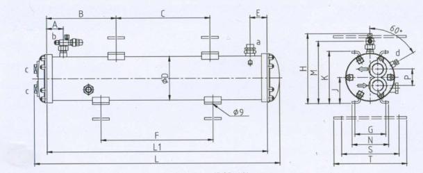 壳管式换热器_上海旭锐制冷设备有限公司 公司官网